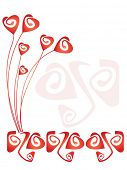 quirky valentine banner series