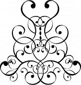 filigree design