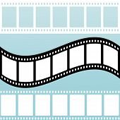 filmstrip -choices:  cutout- wave-solid