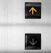 picture of elevators  - Elevator Button up  - JPG