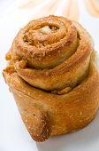 delicious cinnamon roll