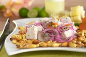 stock photo of mahi  - Peruvian - JPG