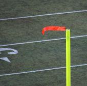 Goal Post On Field