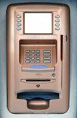 pic of automatic teller machine  - atm  - JPG