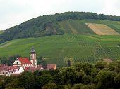 Church and  Vineyard