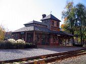 Lititz Train Station