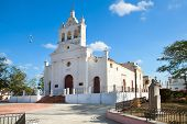 Old church Nuestra Senora del Carmen built in 1748,,  Santa Clara, Cuba