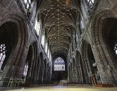 A Look Inside Chester Cathedral, Cheshire, England