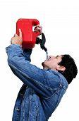 Drinking Gasoline