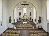 Kirche St. Peter im Schwarzwald