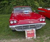 1960 Ford Thunderbird Front View