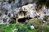 Medieval Home-cave poster