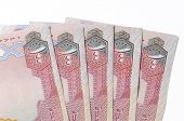 stock photo of dirhams  - Dirham - JPG