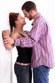 Happy Sexy Couple poster