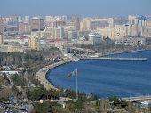 Baku Cityscape