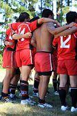 Rugby-Spieler