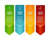 Vector speech templates for text 1 2 3 4