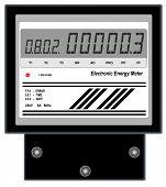 Elektronische Energiezähler