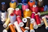 Colorful Thread Lots