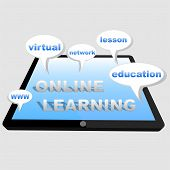 Online Learning With Tablet