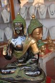 picture of siddhartha  - Buddha made of Bronze or any other metal depicts peace and serenity - JPG