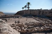 Archaeology excavations in Israel National park