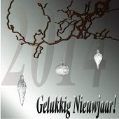 Gelukkig Nieuwjaar!vector