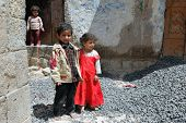 Yemeny Children Outdoor