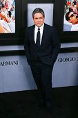 NEW YORK-DEC 17: Chairman and CEO of Paramount Pictures Brad Grey attends the premiere of