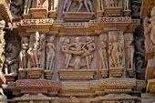 Erotic temple in India
