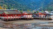 Itsukushima Jinja in Miyajima