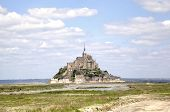 Abbey of Mont Saint Michel, Normandy, France