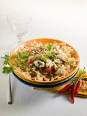 picture of hake  - pasta with hake - JPG
