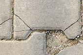 Crackled Pave