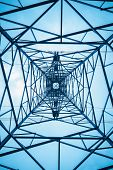 The Structure Of Power Transmission Tower
