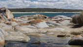 Rock Pool Near Bingi Bingi Pount. Bingie (near Morua) . Nsw. Australia