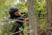 Sniper Ambush, Waiting For The Purpose