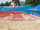 Execution Of The Triple Jump