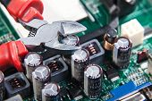 Service Repair And Maintenance Of Electronic