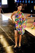 Fashion Show For Dina El Kei Model 05