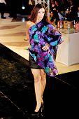 Fashion Show For Dina El Kei Model 11