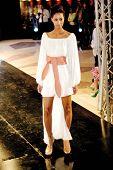 Fashion Show For Dina El Kei Model 20
