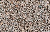 Close up Abstract Textured Pebble Stones for Wallpaper Background