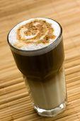 Latte Macchiato in the Mug