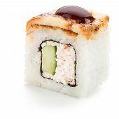 Unagi Uramaki Roll