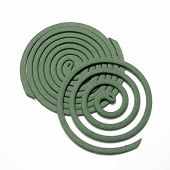 image of mosquito repellent  - mosquito coil - JPG