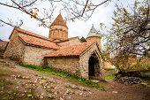 Church In Ananuri Fortress
