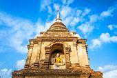 An old stupa