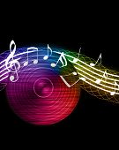 Creative Music Background