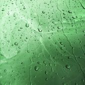 picture of malachite  - Malachite marble texture background with Water Drops - JPG